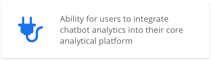 Analytics Integration